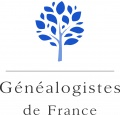genealogistes de france logo